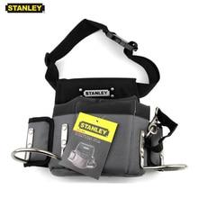 Stanley stolarze narzędzie talia torby do przechowywania młotek uchwyt torby praca kieszonkowy gadżet worek użytkowy z regulowany pasek elektrycy