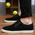 Plus Size 38-49 New 2017 Genuine Leather Casual Men Shoes Super All Sport Star Breathe Shoes Flats Footwear Zapatillas 5 Colour