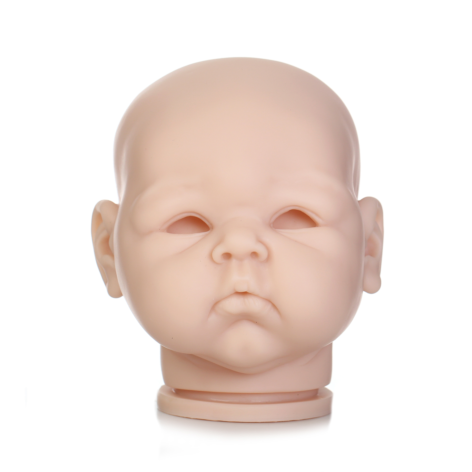 Doll Kit Wholesale Reborn Doll Kit for 22inch Doll Unpainted Doll Parts Realistic Reborn Baby Juguetes