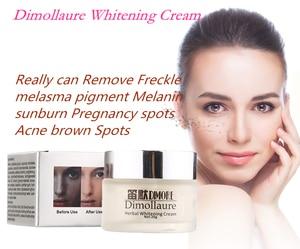 Image 2 - Dimollaure Herbal Whitening Freckle Cream Removal Melasma Pigment Melanin Pregnant Scar Dimore Face Cream