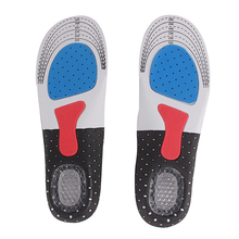 Свободный размер спортивные стельки коврик бег походы утолщение амортизация унисекс стелька-супинатор дышащая обувная стелька
