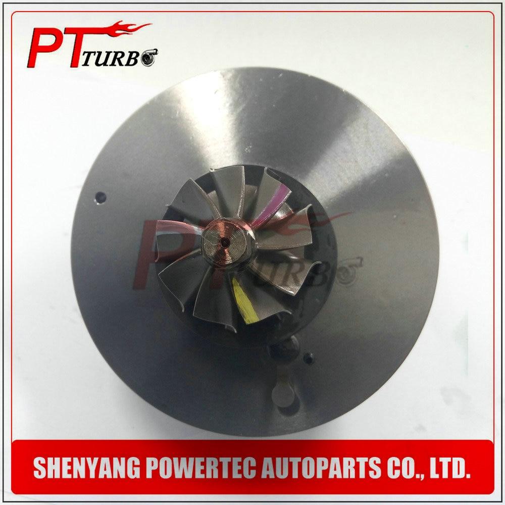 CHRA turbo core assembly GT1749V garrett turbocharger cartridge 756047 753556 kits turbo for Citroen C4 Citroen C5 2.0 HDI turbocharger kits rhf4v turbo charger vv14 turbo chra a6390900880 6390900880 turbine core cartridge for mercedes vito 115 cdi