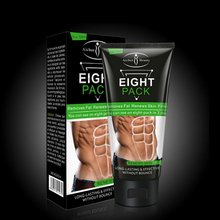 Stronger cream MEN Muscle Strong Anti Cellulite Fat Burning Cream Slimming Gel for Abdominals font b