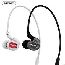 REMAX RB-S8 Bluetooth Casque neckband apt-x sport écouteurs bluetooth v4.1 casque sans fil aimant pour xiaomi téléphone intelligent