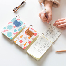 Vocabulary Student Stationery Pocket Notepad Portable Mini Notebook foreign language learning word book words memorize card learning mats word families
