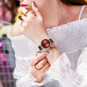 Image 5 - LIGE Brand Luxury Women Watches Fashion Quartz Ladies Watch Sport Relogio Feminino Clock Wristwatch for Lovers Girl Friend 2019