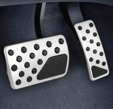 Non-slip Car Foot Pedal Pad Cover Fit Gas Brake Pedals Kit For JEEP Grand Cherokee 2009 2010 2011 2012 2013 2014 2015 2016 2017 недорого