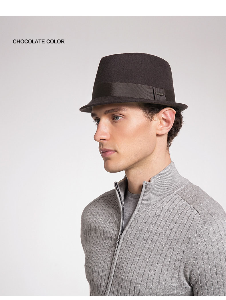 3c0a774b Detail Feedback Questions about FS Winter Mens Fedora Hats Quality ...