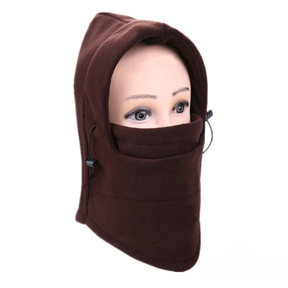 Новинка, 6 в 1, уличные Лыжные маски, велосипедные лыжные шапочки, зимние шапки с защитой от ветра# NE920