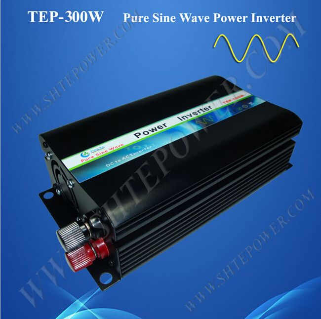 Pure sine wave dc to ac 300watt 24v power inverter 220v 230v 240v full power pure sine wave 300watt inverter south africa output single type