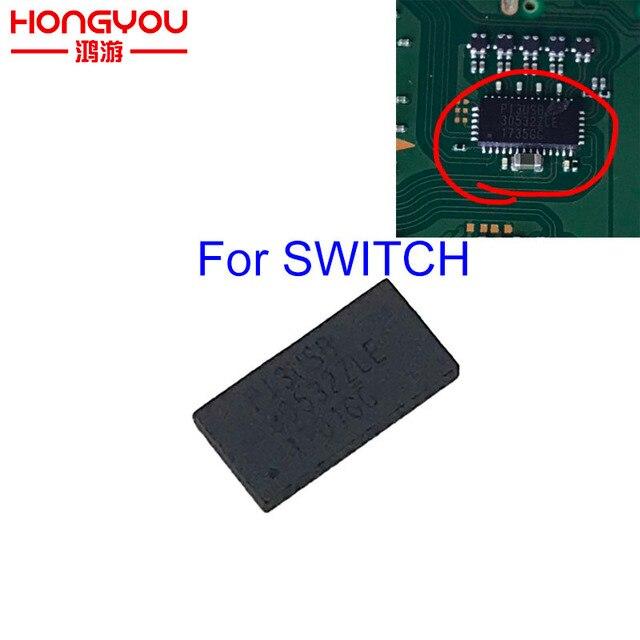 10pcs originele nieuwe vervanging voor nintendo switch NS console moederbord ic chip p13usb PI3USB