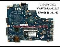 High Quality For Dell Inspiron 3521 5521 Laptop Motherboard CN 05YGGX 5YGGX VAW00 LA 9104P SR0N8