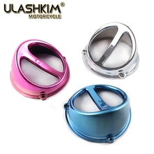 High Performance Chrome Fan Cover Air Scoop Cap Gy6 125cc 150cc Chinese Scooter 152QMI 157QMJ Engine