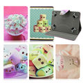 PU Leather Stand Cover Case Universal 7 inch Tablet Cases For Lenovo TAB 2 A7-20F/A7-30/A7-30DC 7.0 inch Tablet Cases S4A92D