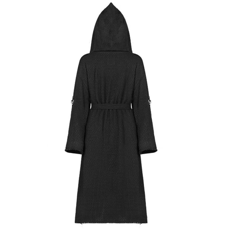 À De Solide Hiver Complet Capuchon Collier Nouveau Femmes Black Femlae Manteau Poitrine xitao Mélange Corée Unique 2018 Lyh2085 Manches Mode Couleur q01Xxqwat