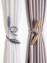 2pcs Arbitrary shape strong Curtain Tiebacks