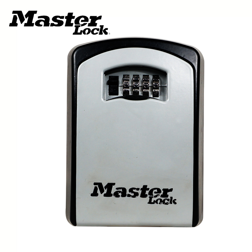 Master Lock Key Safe Box Wall Mount Combination Password Lock Big Size For Car Key Storage Security Keys Safes For Home Office