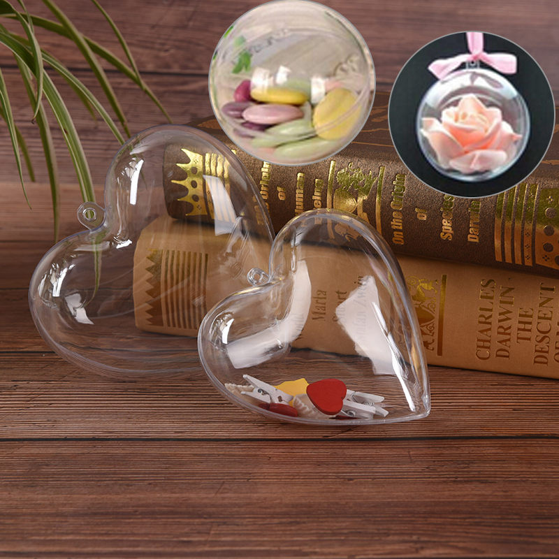 Bath & Shower Latest Collection Of 120/100mm Cake Moulds Baking Pastry Chocolate Plastic Sphere Bath Bomb Water Heart Kitchen Bathroom Accessories 1pcs Commodities Are Available Without Restriction