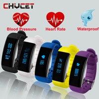 Xhycet DB03 Smart Wristband Watch Blood Pressure Heart Rate Monitor Smart Band Waterproof IP68 Swimming Fitness