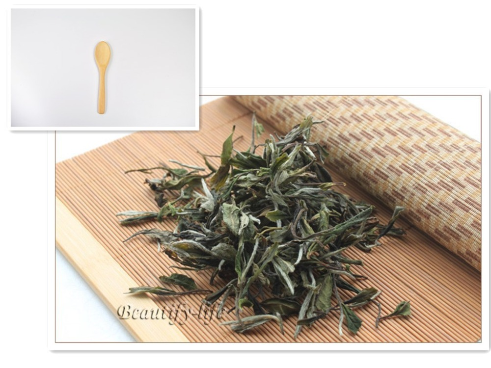 Tea Scoop+gift 250g Good quality White Peony  High...