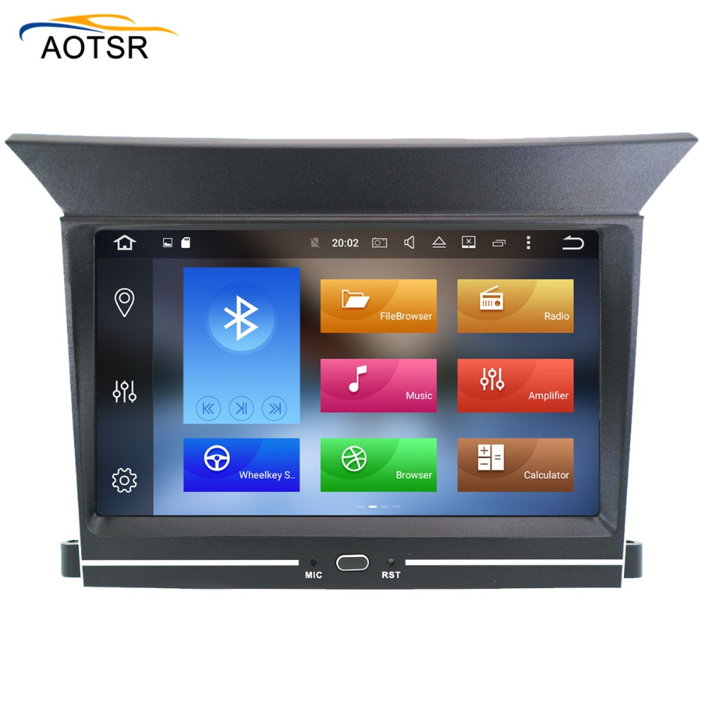 Android 8.1 Car DVD Player Stereo <font><b>GPS</b></font> Glonass Navigation <font><b>for</b></font> <font><b>Honda</b></font> <font><b>Pilot</b></font> 2009 2010 2011 2012 Auto Radio map Audio Video headunit image