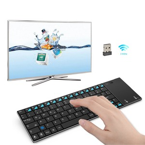 Image 5 - Original MINIX NEO K2 Wireless Keyboard Stainless Steel Cover Keyboard And Touchpad Intended For TV BOX PCs Running Windows OS