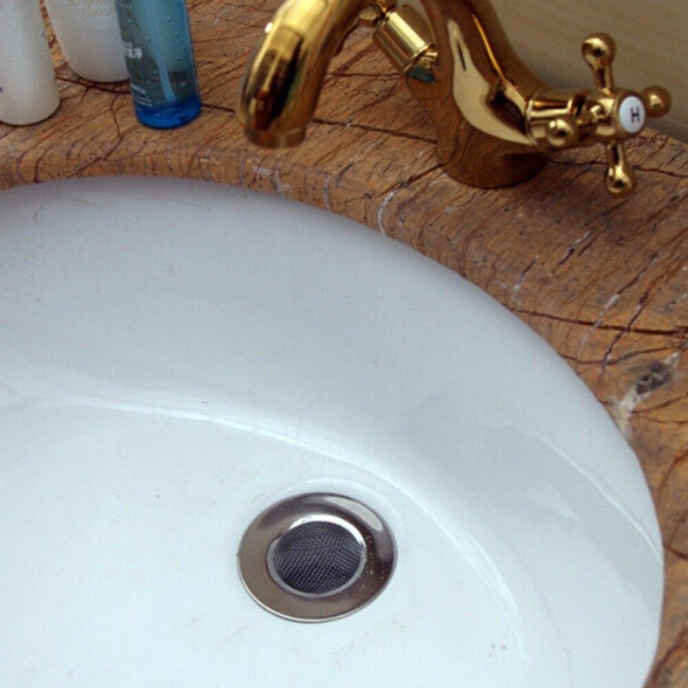 Hair Catcher Stopper Stainless Steel Bathtub Shower Drain Hole ...