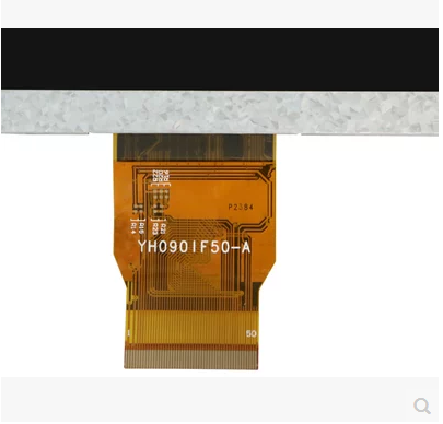 Original 9 inches 50PIN LCD screens YH090IF50-A 210MM*126MM*3MM free shipping lc171w03 b4k1 lcd display screens