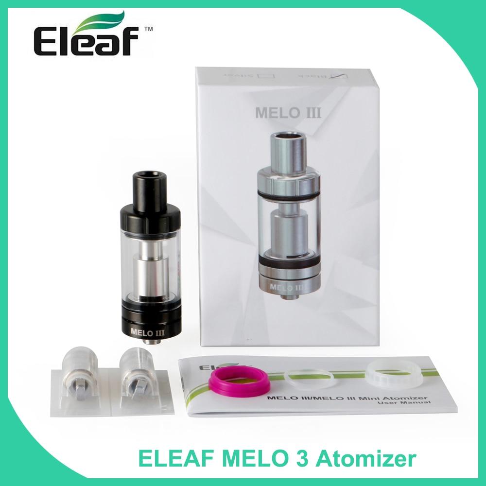 bilder für Eleaf Melo 3 Zerstäuber tank mit 4 ml e saft kapazität cigarro eletrônico vaporizador melo3 tank top füllen luftstromsteuerung tank