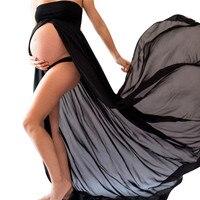 2017 heißer Verkauf Mode Spitze Mutterschaft Kleider Weiß Mutterschaft Fotografie Requisiten Sexy Schwangere Kleid Schwangerschaft Kleid für Mutterschaft