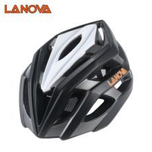 2017 LANOVA Adults Professional MTB Mountain Road Bike Helmet Bicycle Helmet Riding Cycling Helmet Casco Ciclis Adults Helmet