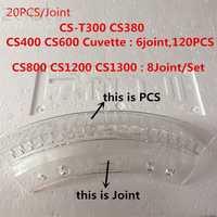 FOR Dyre Derry DiRui Cuvette Biochemical Instrument CS-T300 CS380 CS400 CS600 Colorimetric Cup CS800 CS1200 Reaction Cup