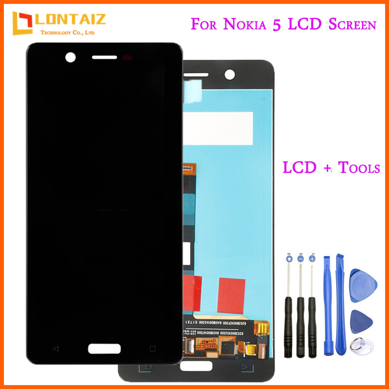5.2For Nokia 5 LCD Display Touch Screen Digitizer Assembly TA-1008 TA-1030 Pantalla Replacement Parts For