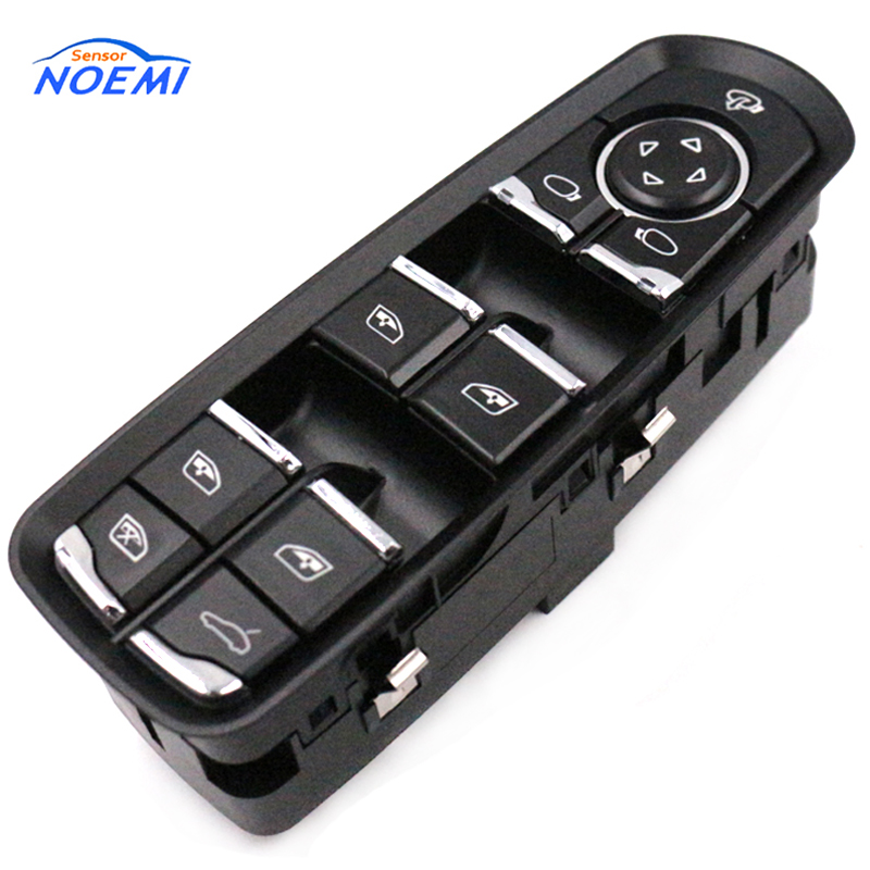 US $30 02 36% OFF YAOPEI 7PP959858RDML Free Shipping! NEW Front Door Master  Window Switch For Porsche For Panamera For Cayenne 7PP959858MDML-in Car