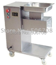Free shipping~220v / 110V QE Model Chicken meat slicer 500KG/Hour Meat Cutter Machine