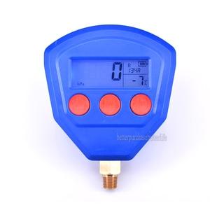 Image 3 - R22 R410 R407C R404A R134A Klimaanlage Kälte Vakuum Medizinische Geräte Batteriebetriebene Digitale Manometer