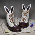 BJD Doll boots two-wear rabbit ears cut short boots in stock page - sd13