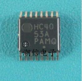 Бесплатная доставка Новый % 100 HC4053A 74HC4053ATSSOP
