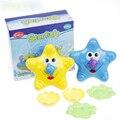 Banho de água brinquedo de banho starfish bebê sassy brinquedos de natação brinquedos wj083