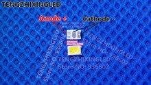 Per LED LCD Retroilluminazione TV Application Retroilluminazione A LED 0.2 W 3 V 3020 17LM bianco Freddo EVERLIGHT 45 11SCUGR4C
