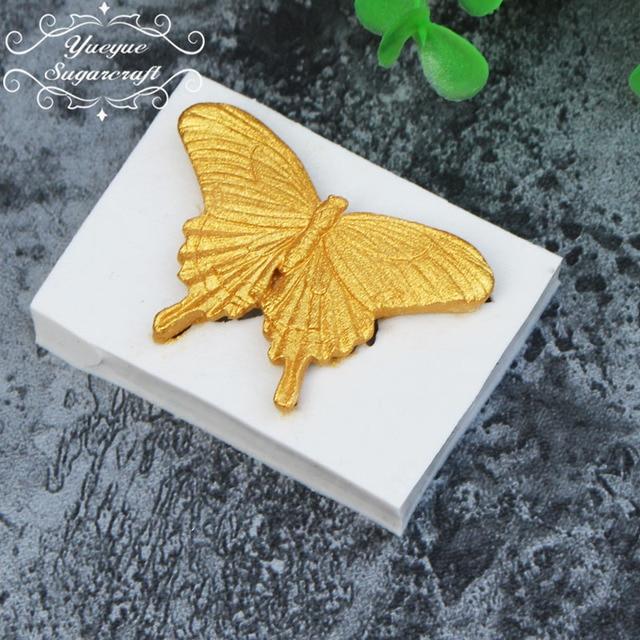 Yueyue Sugarcraft Neueste Schmetterling Silikonform Fondantform