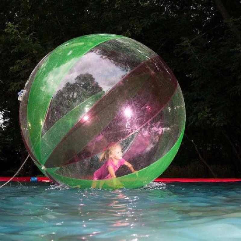 Хорошее качество воды гуляя, гигантский водяной шар, Zorb баллон, надувные шар Зорб для воды