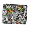Marvel  wallet Comics avengers alliance American captain, iron man green giant spider man purse DFT-1207