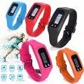 Bracelet Watches Women Men Clock Sports LCD Pedometer Watch Run Step Walking Distance Calorie Counter Ladies Watch Clock