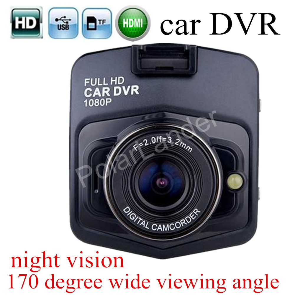 best selling Car DVR Camera GT300 Dashcam digital Video Registrator Recorder G-sensor Night Vision Dash Cam carcam 2.7 inch