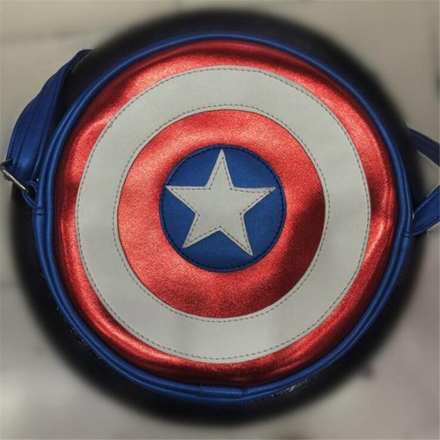 Сумка капитан америка щит 3
