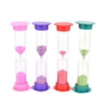 1minutes/2minutes / 3minutes Colorful Hourglass Sandglass Sand Clock Timers desktop clock