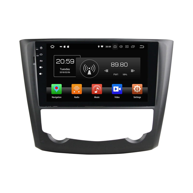 64 г Android 8,0 для Renault Kadjar 2016 2017 2018 Octa Core PX5 DVD мультимедиа gps навигации Авторадио dvd плеер