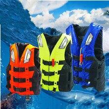 Salvavidas водного chaleco парусный каяк pesca спасательный рыбалки низкая цена спорта