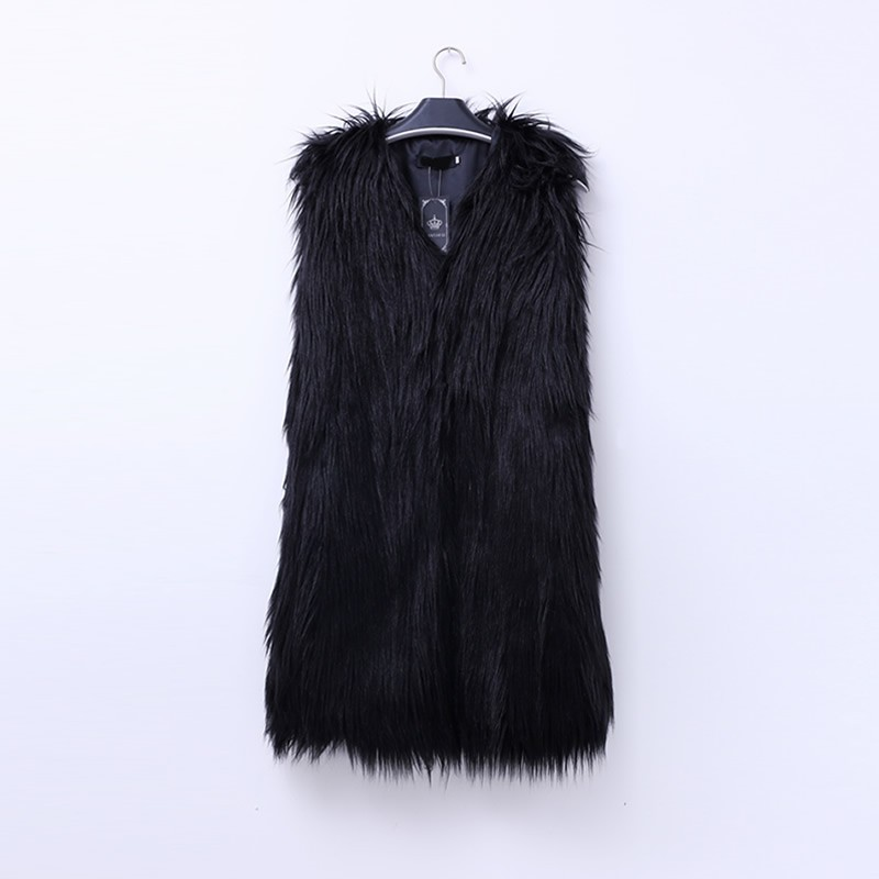 2016-Black-Faux-Fur-Long-Vest-Waistcoat-Autumn-Winter-Sleeveless-Outerwear-Women-Coats-Soft-Hairy-Overcoat (1)